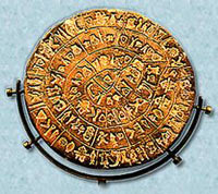 Egyptian folklore and The Red Pill - Part 1 - Page 2 Crete_Phaistos_Disc